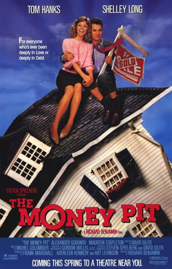 The Money Pit (1986) [720p] [BluRay] [YTS MX]