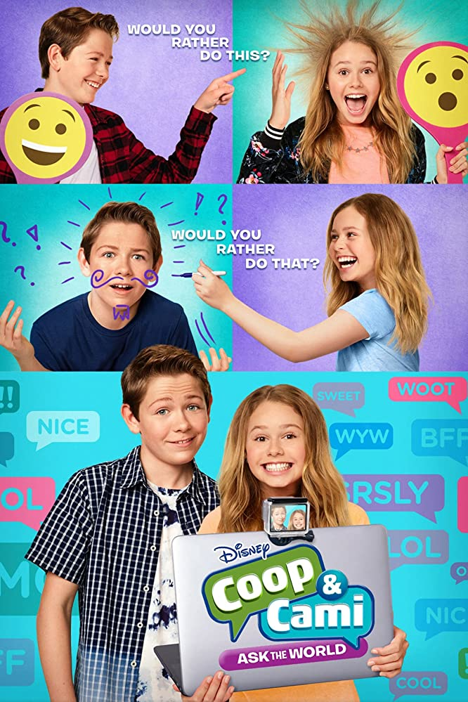 Coop and Cami Ask the World S02E17 HDTV x264-W4F