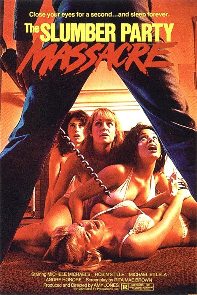 The Slumber Party Massacre (1982) [720p] [BluRay] [YTS MX]