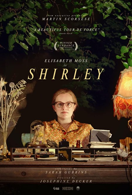 Shirley (2020) 720p WEBRip 800MB x264-GalaxyRG