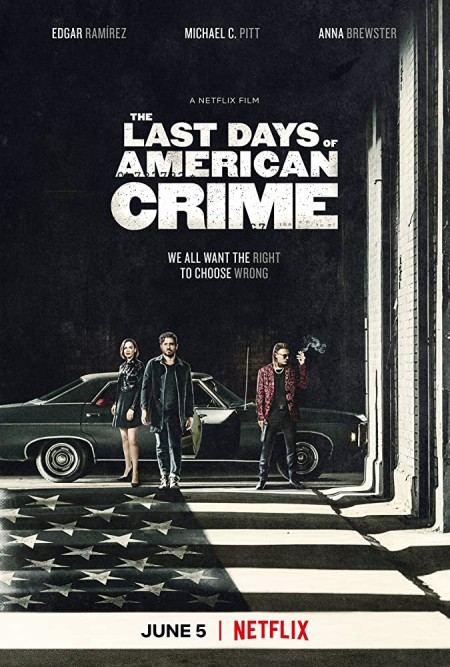The Last Days of American Crime (2020) English 720p NF WEBRip 1 6 GB ESub D ...