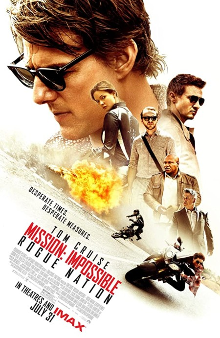 Mission Impossible Rogue Nation 2015 BRRip XviD B4ND1T69