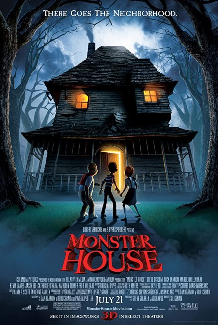 Monster House (2006) (1080p BDRip x265.10bit EAC3 5.1 - r0b0t) TAoE mkv