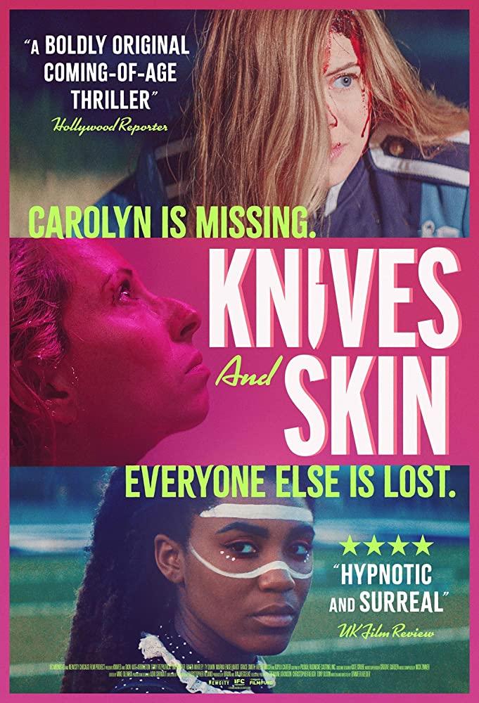 Knives and Skin (2019) [720p] [WEBRip] [YTS MX]