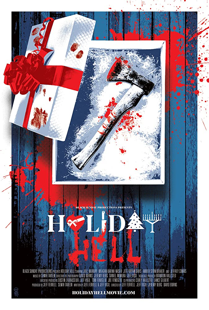 Holiday Hell (2019) [720p] [WEBRip] [YTS MX]