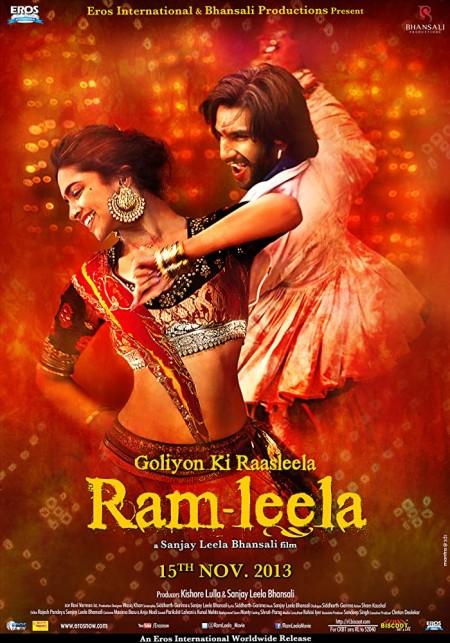 Goliyon Ki Rasleela Ram-Leela 2013 Hindi 720p BluRay x264 AAC 5 1 MSubs - L ...