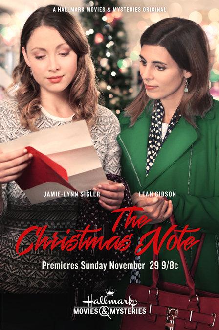 The Christmas Note (2015) (Hallmark) 720p HDTV X264 Solar