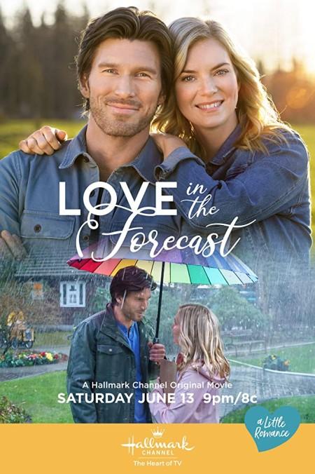 Love in the Forecast (2020) Hallmark 720p HDTV X264 Solar