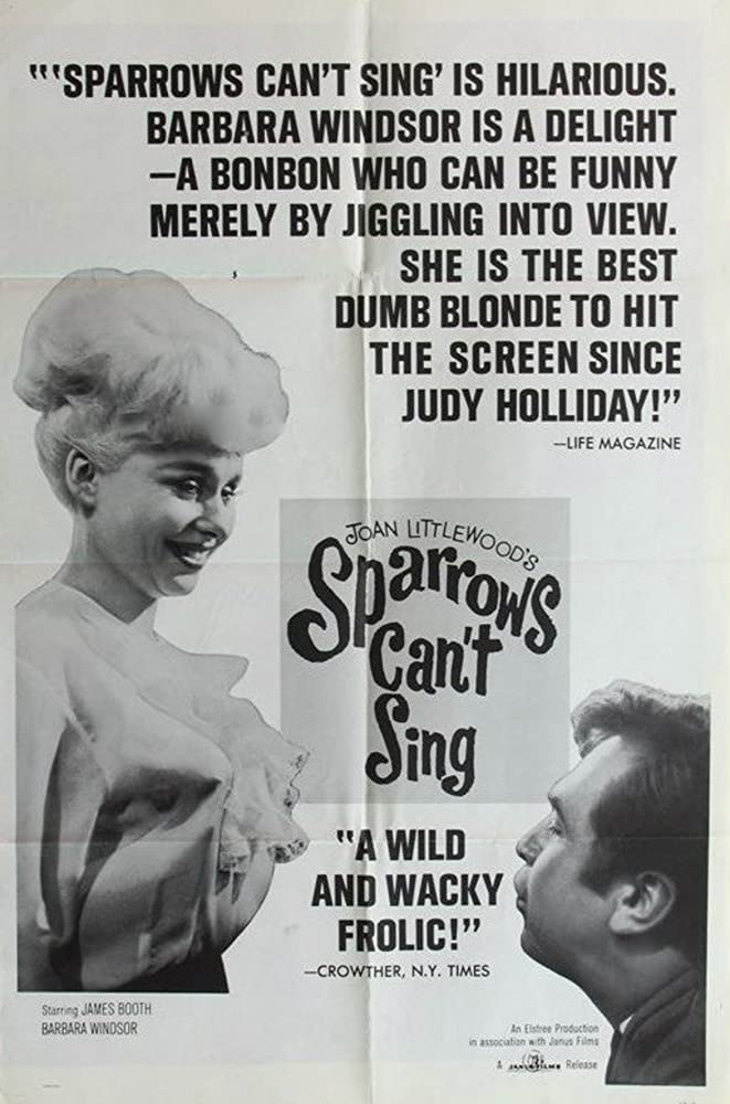Sparrows Can't Sing (1963) [720p] [BluRay] [YTS MX]