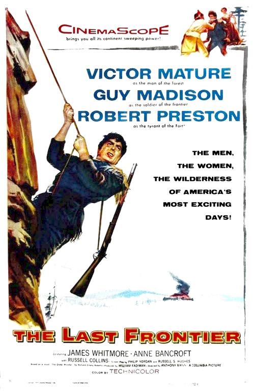 The Last Frontier (1955) [720p] [BluRay] [YTS MX]