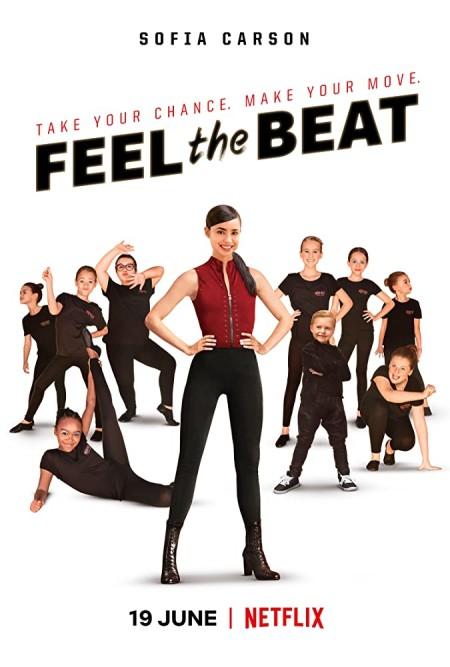 Feel the Beat 2020 720p NF WEBRip 800MB x264-GalaxyRG