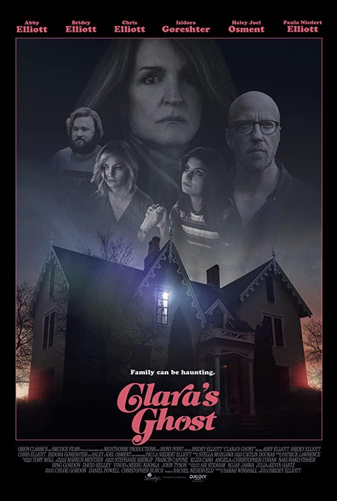 Clara's Ghost (2018) [1080p] [WEBRip] [YTS MX]