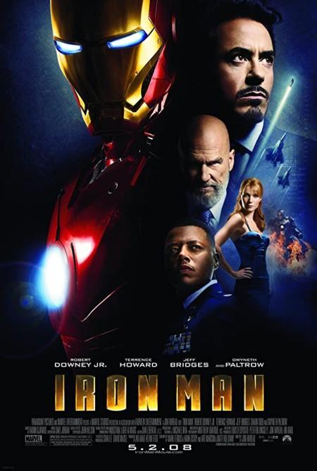 Iron Man 2008 720p BluRay Hindi English x264 AAC 5 1 MSubs - LOKiHD - Telly