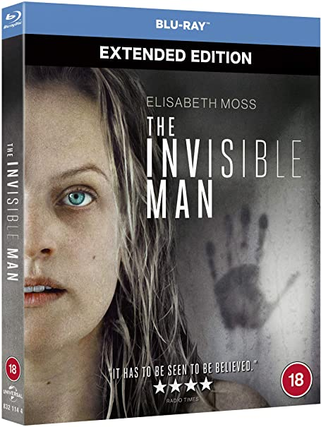 The Invisible Man (2020) 720p BluRay x264 Dual Audio English Hindi ORG ESub ...