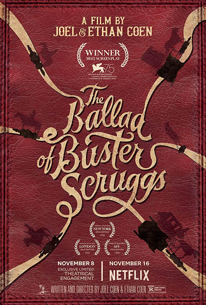 The Ballad of Buster Scruggs (2018) [720p] [WEBRip] [YTS MX]