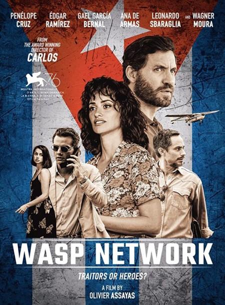 Wasp Network 2019 720p NF WEBRip 800MB x264-GalaxyRG