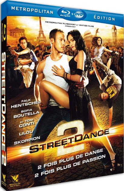 Street Dance 2 (2012) 720p BluRay x264 Dual Audio Hindi English ESubs-DLW