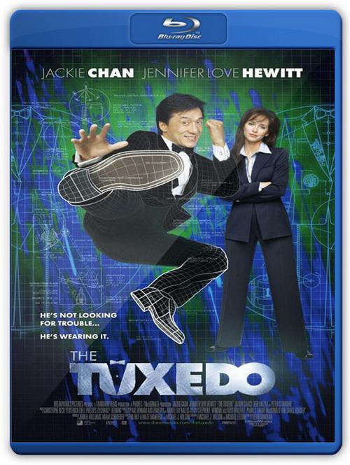 The Tuxedo (2002) 720p WEB-DL x264 Dual Audio Hindi English ESubs-DLW