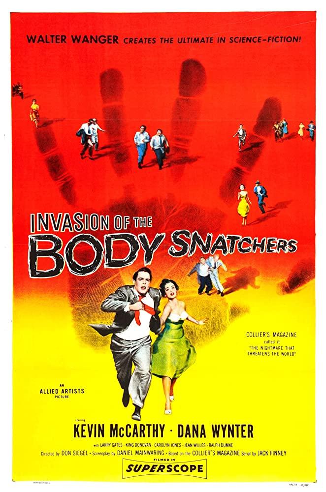 Invasion of the Body Snatchers 1956 1080p BluRay x265-RARBG
