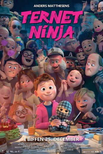 Checkered Ninja (2018) DUBBED 720p WEB HEVC x265-RMTeam