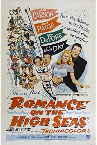 Romance On The High Seas 1948 WEBRip XviD MP3-XVID
