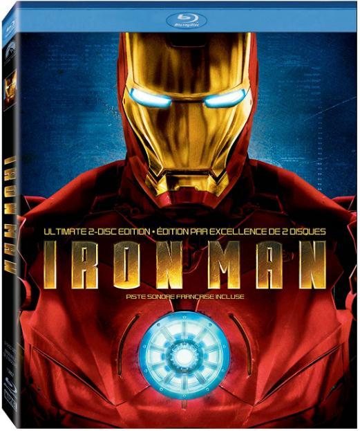 Iron Man (2008) 1080p Bluray x264 Dual Audio Hindi DDP5.1 English DD5.1 MSu ...