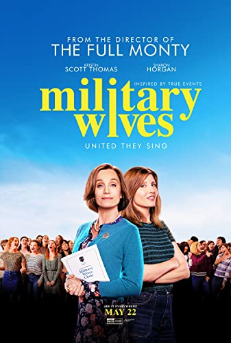 Military Wives 2019 720p BRRip XviD AC3-XVID