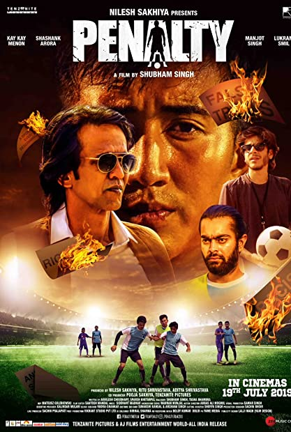 Penalty 2019 Hindi 720p NF WEBRip x264 AAC 5 1 MSubs - LOKiHD - Telly