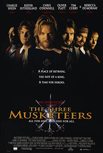 The Three Musketeers (1948) DVDRip