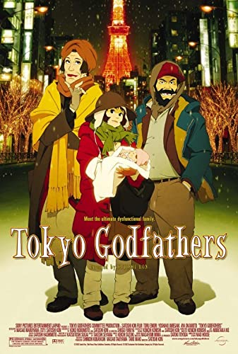 Tokyo Godfathers 2003 REMASTERED JAPANESE 1080p BluRay H264 AAC-VXT