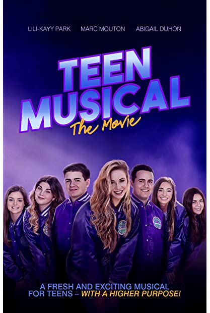 Teen Musical 2020 1080p AMZN WEBRip 1400MB DD2 0 x264-GalaxyRG