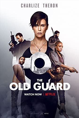 The Old Guard 2020 720p NF WEB DDP5 1 Atmos x264-NTb