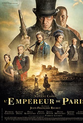 The Emperor of Paris (2018) [720p] [BluRay] [YTS MX]