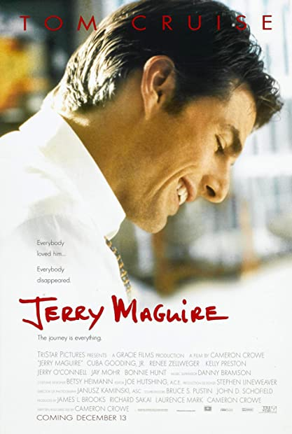 Jerry Maguire 1996 REMASTERED 720p BluRay 999MB HQ x265 10bit-GalaxyRG