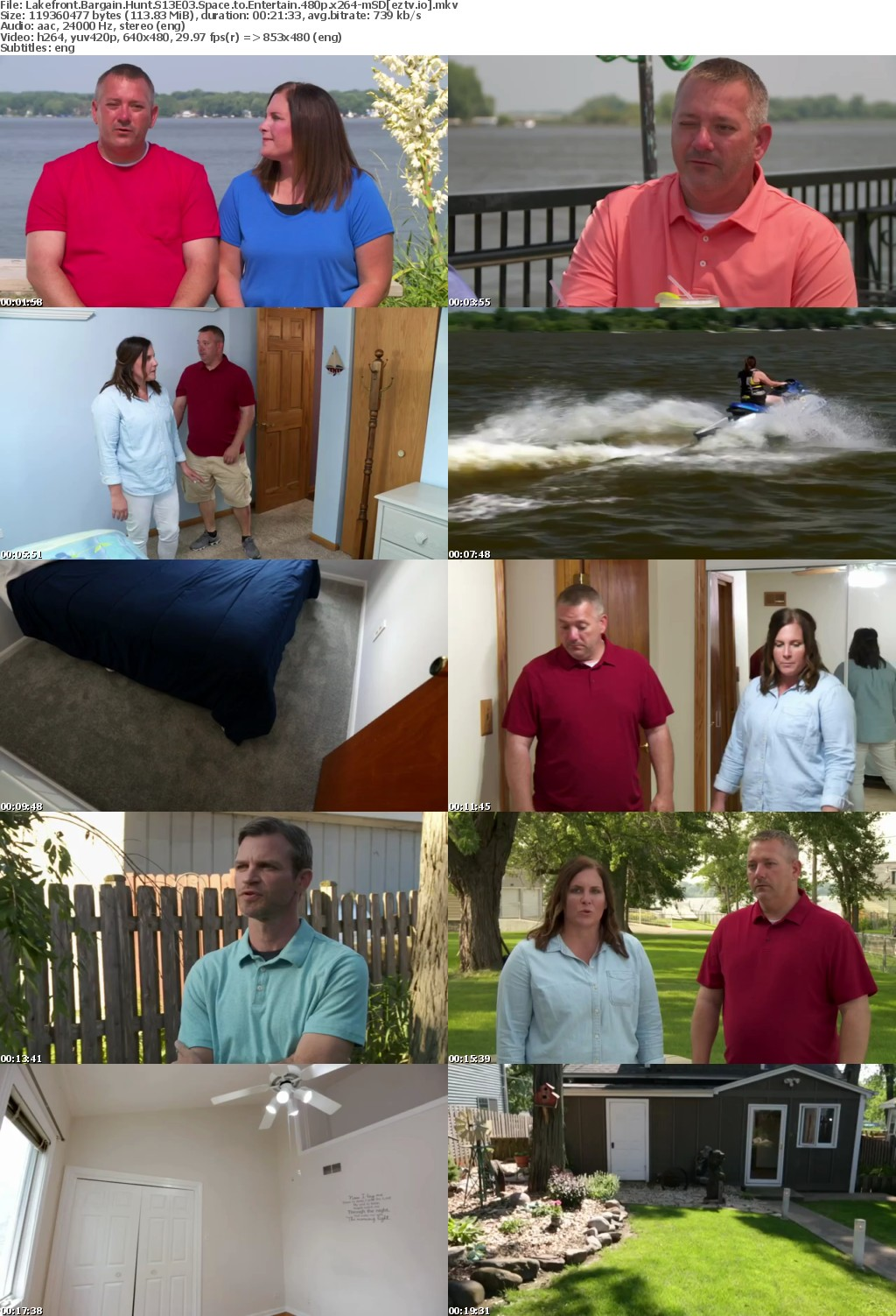 Lakefront Bargain Hunt S13E03 Space to Entertain 480p x264-mSD