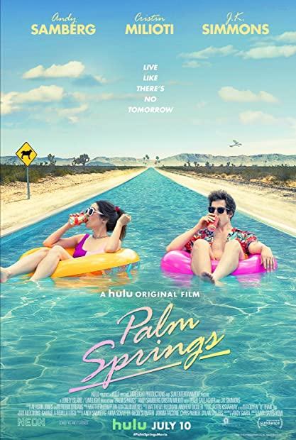Palm Springs (2020) (1080p HULU Webrip x265 10bit EAC3 5 1 - HxD) TAoE mkv