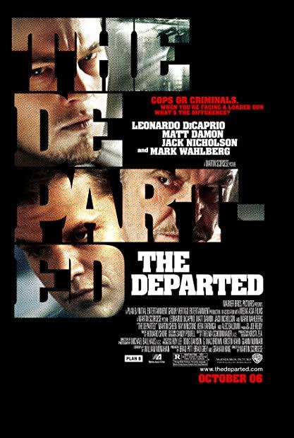 The Departed 2006 720p BluRay 999MB HQ x265 10bit-GalaxyRG