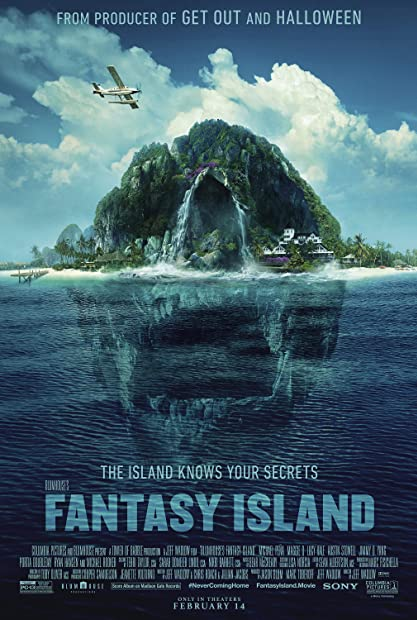 Fantasy Island 2020 UNRATED 1080p BluRay Hindi English x264 DD 5 1 MSubs -  ...