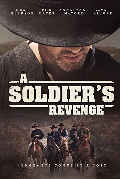 A Soldiers Revenge 2020 BRRip XviD AC3-EVO