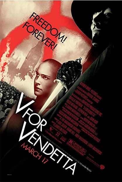 V For Vendetta (2005) (1080p BDRip x265 10bit EAC3 5 1 - xtrem3x) TAoE mkv