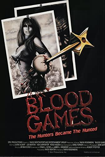 Blood Games 1990 720p BluRay x264-x0r