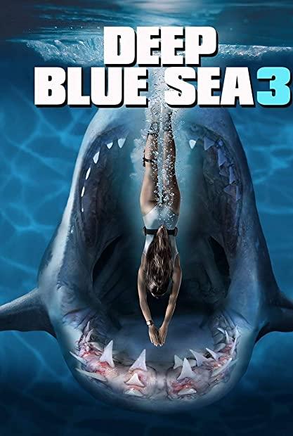 Deep Blue Sea 3 2020 1080p WEBRip 1400MB DD5 1 x264-GalaxyRG