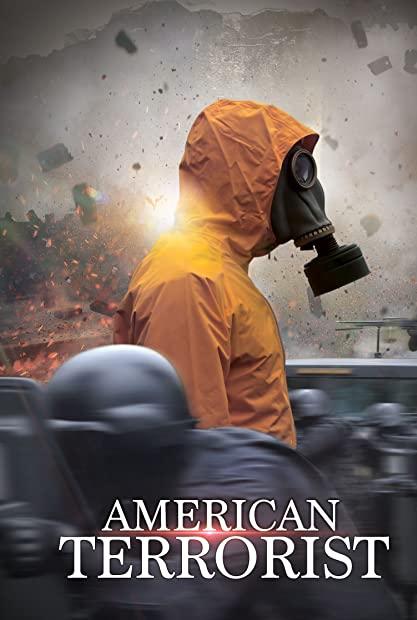 American Terrorist (2020) 720p HDRip Hindi-Dub Dual-Audio x264 - 1XBET