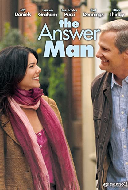 The Answer Man (2009) 720p WEBRip X264 Solar