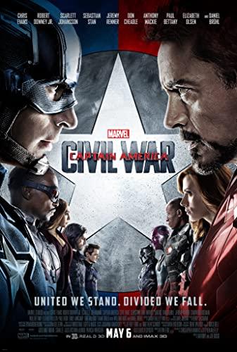 Captain America Civil War (2016) [720p] [BluRay] [YTS MX]