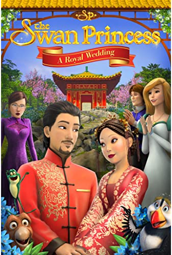 The Swan Princess A Royal Wedding 2020 HDRip XviD AC3-EVO[TGx]