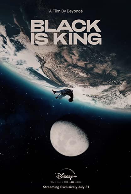 Black Is King 2020 1080p DSNP WEBRip 1400MB DD5 1 x264-GalaxyRG