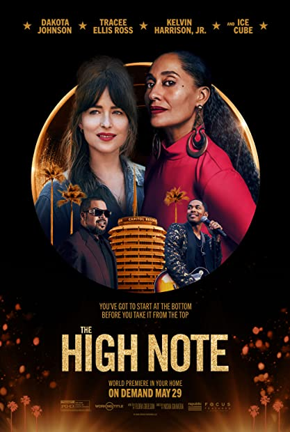 The High Note 2020 BDRip XviD AC3-EVO