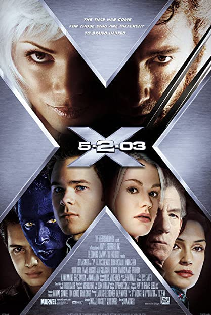 X2 X-Men United 2003 REMASTERED BRRip XviD B4ND1T69