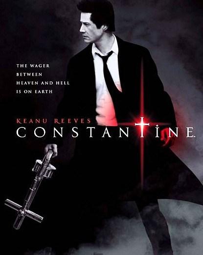 Constantine 2005 720p BluRay 999MB HQ x265 10bit-GalaxyRG